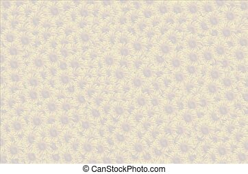 Suflowers abstract background