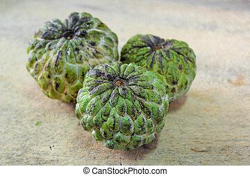 Sugar apple, custard apple (Annona