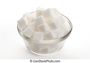 Sugar Cube close up shot