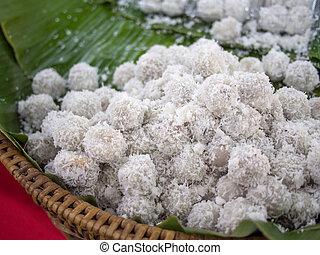Thai traditional dessert