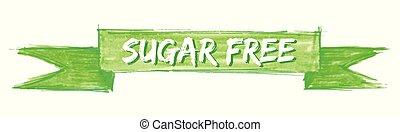 sugar free ribbon