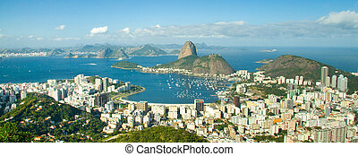The sugar Loaf is a green, unearthly peak rising over the marvellous city, and one of the biggest Tourist Attractions in Rio De Janerio Brazil. Experience an iconic locale for a bird's eye view from Copacabana beach to Corcovado Mountain, as well as an equatorial Rio de Janeiro sunset.
