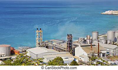 Sugar Refinery by Blue Sea