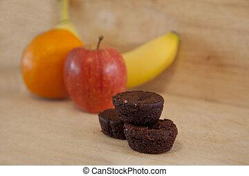 Sugar versus fruit