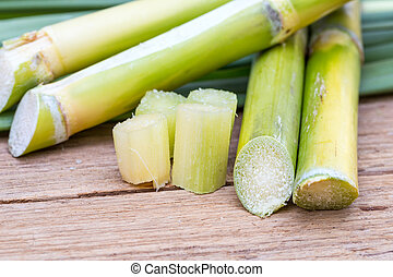 sugarcane, fresco