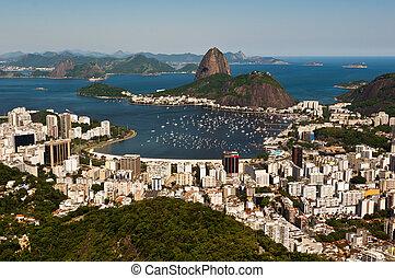 Sugarloaf Mountain, Rio de Janeiro - Sugarloaf Mountain and ...