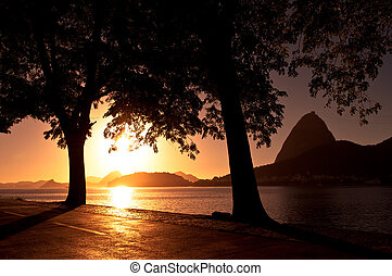 Sugarloaf Mountain Sunrise