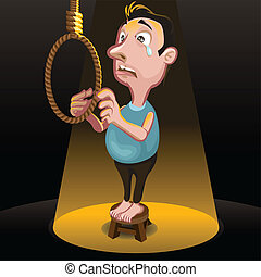 Suicide Killing Punishment Hanging