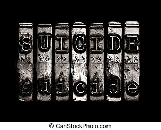 suicidio, concepto