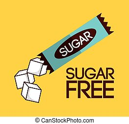 suiker, kosteloos