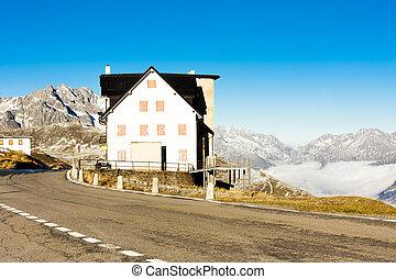 suisse, furkapass, graubunden, canton