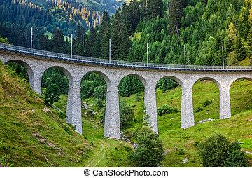suisse, railway., switzerland.