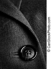 Suit Buttons Business Formal Fashion Wear