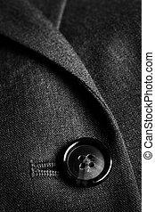 Suit Buttons Business Formal Fashion Wear