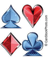 suit cards
