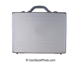 suit-case from aluminum manufactured, more notebookkoffer