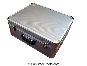 suit-case from aluminum manufactured, transport containers