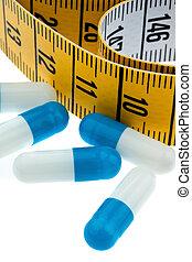 suit régime pilules