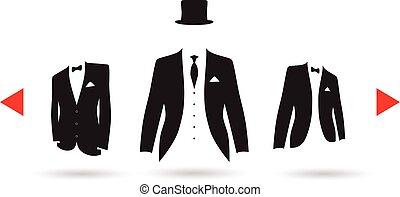 suit selection