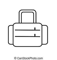 suitcase travel equipment line