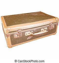 Suitcase vintage