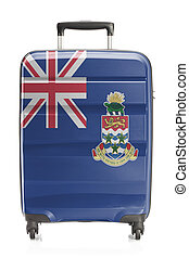 Suitcase with national flag series - Cayman Islands