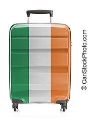 Suitcase with national flag series - Ireland - Suitcase...