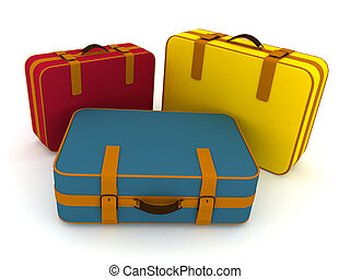 Suitcases - Suitcases