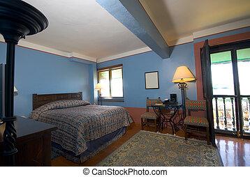 suite, hotel, luxus