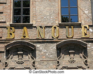 suizo, banco