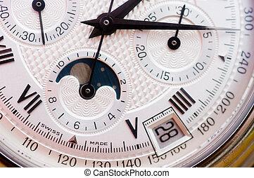 suizo, reloj