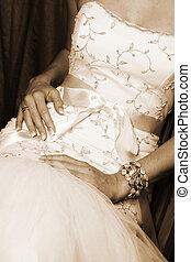 suknia, ślub