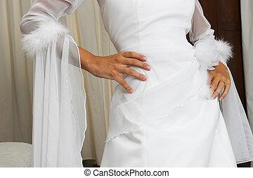 suknia, wesele