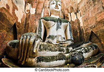 Sukothai historical park, Unesco world heritage, Thailand