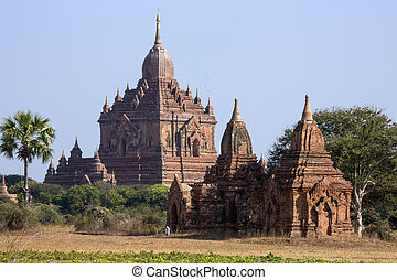 Sulamani Temple - Bagan - Myanmar