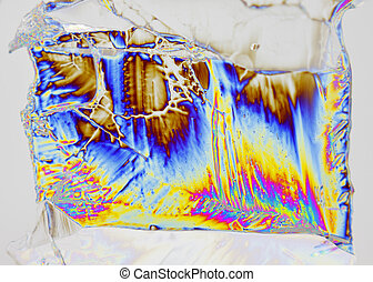 sulfate, 水晶, heptahydrate, 極微である, マグネシウム, 光景