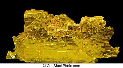 sulfur - sulphur (brimstone)