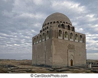 sultán, sanjar, mausoleo