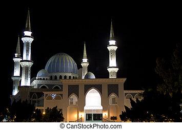 Sultan Ahmad I Mosque, Malaysia - Image of Sultan Ahmad I...