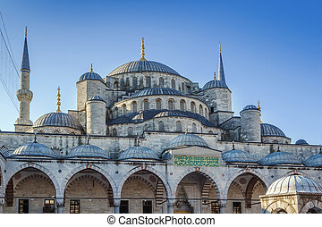 Sultan Ahmed Mosque, Istanbul