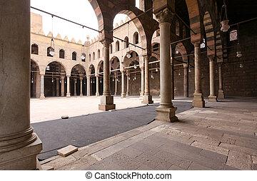 Sultan al Nasir Muhammad Mosque