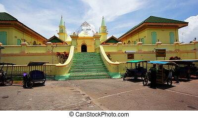 Sultan Riau Mosque, Penyengat Island