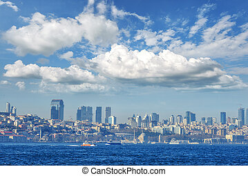 sultanahmet - view of istambul city, Turkey
