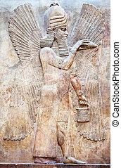 sumerian, artefact