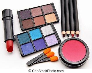 suministros, maquillaje