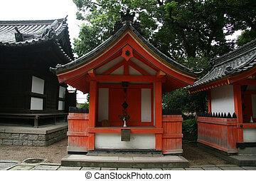 sumiyoshi, taisha, 圣地, 大阪, 日本