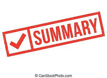 summary sign summary paper origami speech bubble summary tag