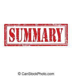 summary-stamp