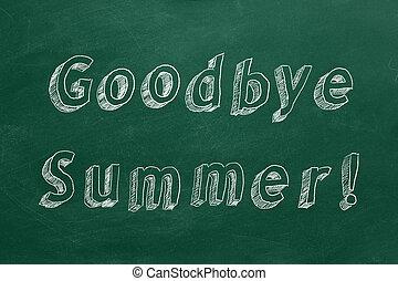 summer!, さようなら