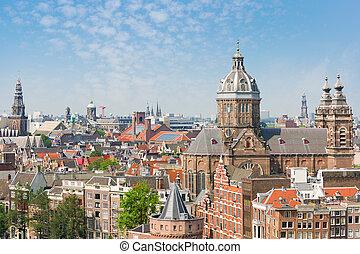 Summer Amsterdam